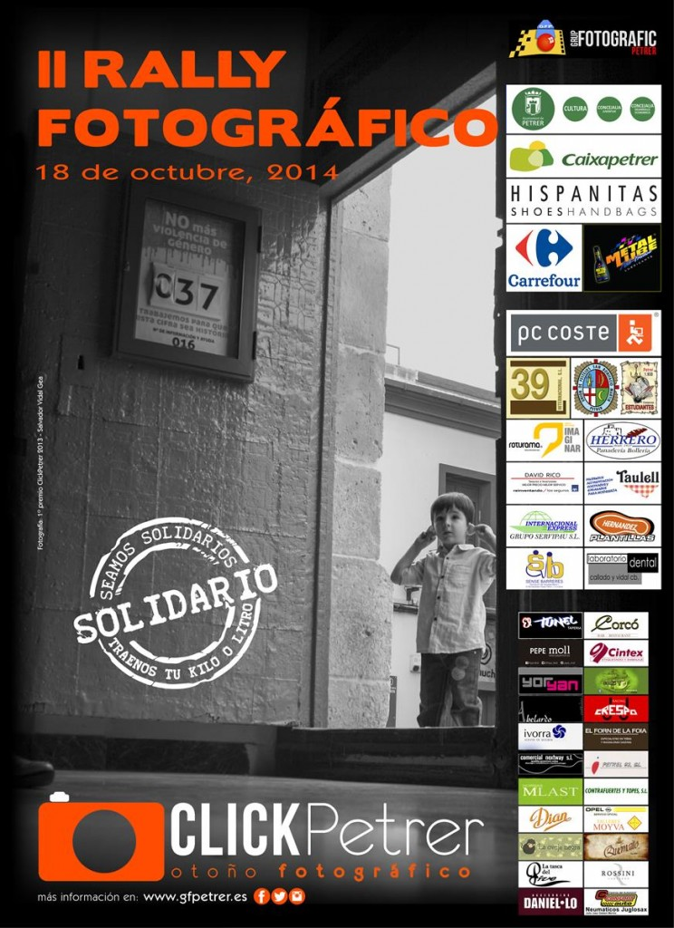 II Otoño fotográfico ClickPetrer 2014