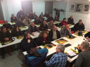 Asamblea General Ordinaria del GFP (15/02/2018)